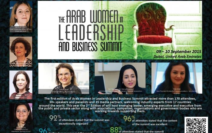 The Arab Women in Leadership Summit