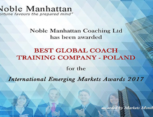 Study/research opportunities with Noble Manhattan – another global first!