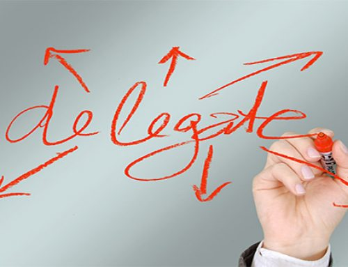 Contributing More to Your Business through Delegation