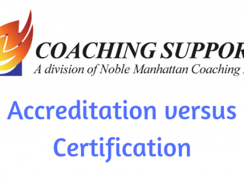 Accreditation vs Certification