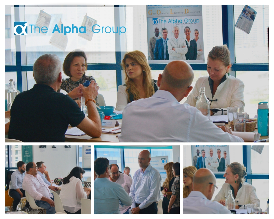 The Alpha Group in Dubai