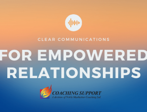 Clear Communication For Empowered Relationships