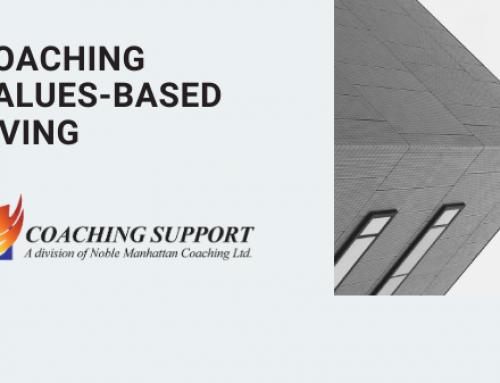 Coaching Values-Based Living
