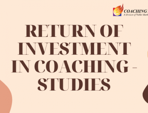 Return of Investment in Coaching – studies
