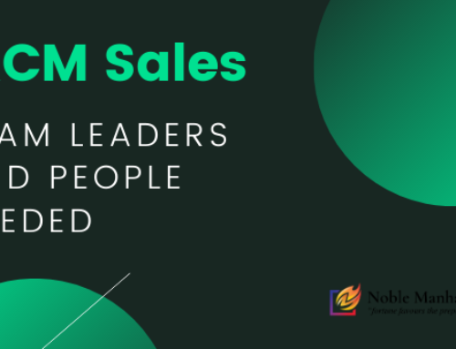 IRCM Sales Team Leaders and People Needed