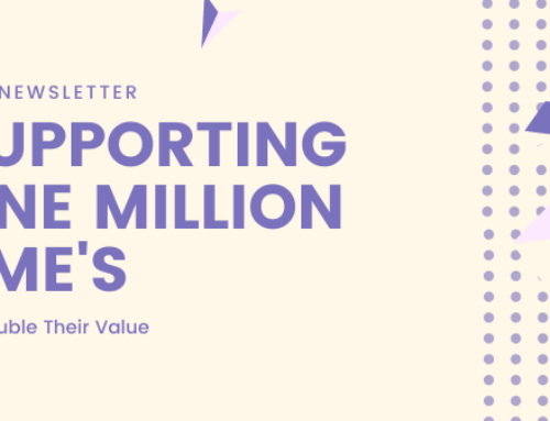 TAG Newsletter – Supporting One Million SME's To Double Their Value