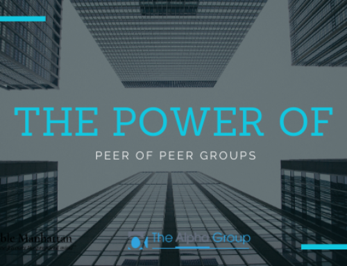 The Power of Peer of Peer Groups