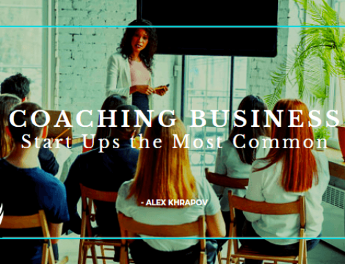Coaching Business Start Ups the Most Common, Number One Trap to Avoid